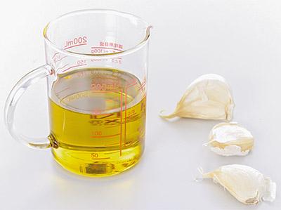 画像1: すったあとに2時間置きオリーブ油に5日間浸ける