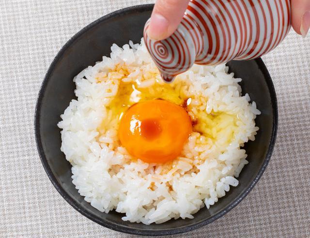 画像1: 撮影隊で食べ比べ!混ぜる順番を変えるだけで風味が一変!