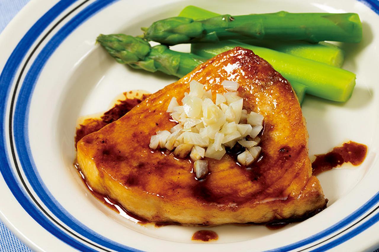 画像: 酢ニンニク&しょうゆの香りで食欲がわく!白いご飯が欲しくなる