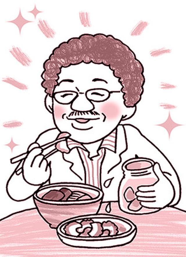 画像: 具志堅さんは酢ニンニクを沖縄料理に使うのがお気に入り