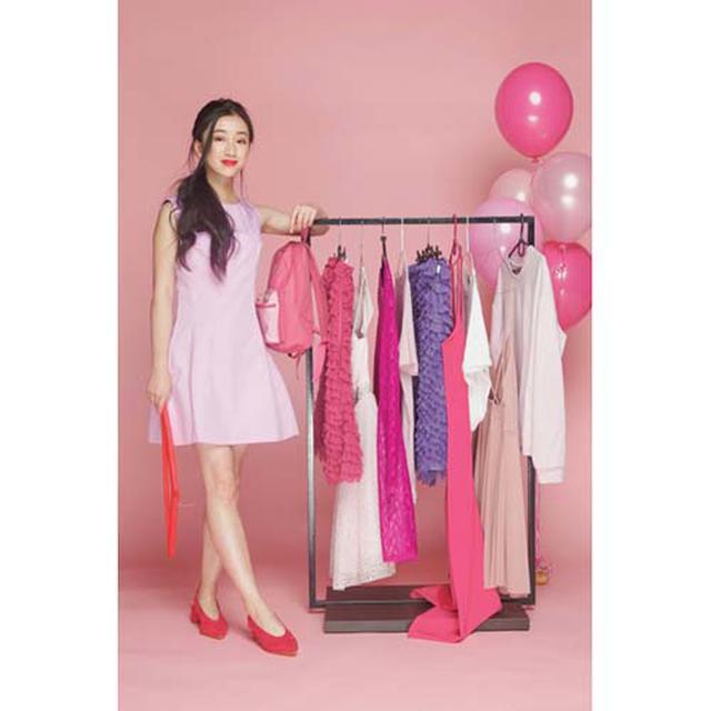 画像: ピンクで優しさや幸福感を「魅せる」ことができます。