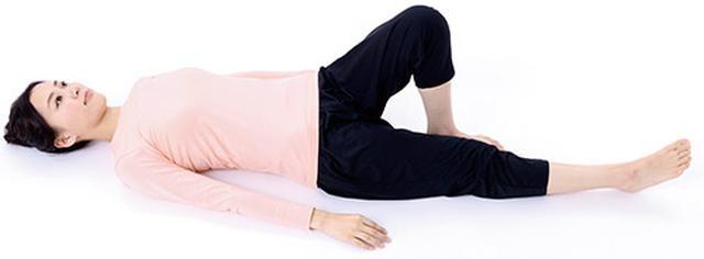画像1: 股関節の体軸ねじり①