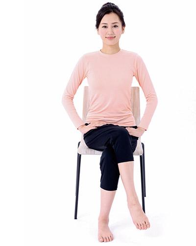 画像1: 腰の体軸ねじり②