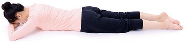 画像1: 股関節の体軸ねじり②