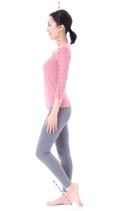 画像2: 【足痩せストレッチ】足の甲を伸ばすのがポイント 血液とリンパの流れもよくなってむくみ解消効果も