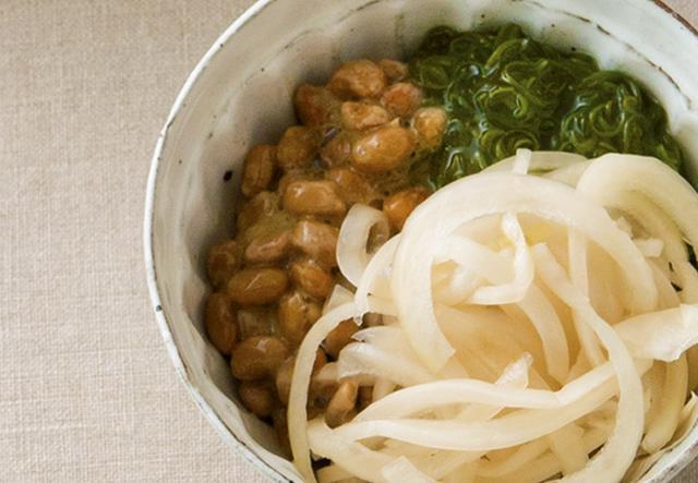 画像: ■酢タマネギ納豆