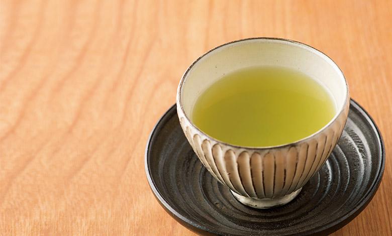 画像: 新茶はカテキンが豊富