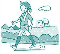 画像: 緑内障の全てが分かる一問一答 Q. 運動はした方がいいですか?