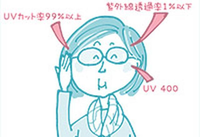 画像: 白内障の全てが分かる一問一答 Q. サングラスの選び方を教えてください。