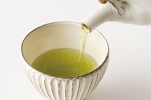 画像4: ショウガ緑茶の基本の作り方