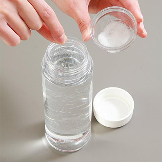 画像2: 【水の飲みすぎに注意】3食しっかりとれば飲む水は1リットルで十分 少量ずつこまめに摂取がコツ