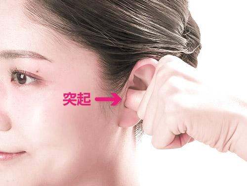 画像1: 耳の穴もみのやり方