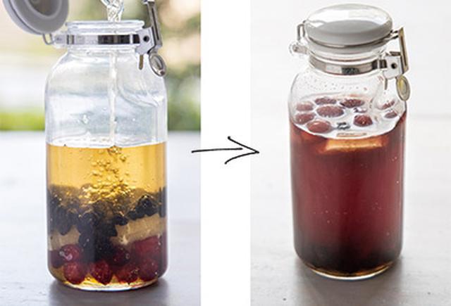 画像2: 【手作り炭酸ドリンク】スッキリさわやか!腸の冷えや食欲不振、夏バテを防ぐレシピ3品を紹介