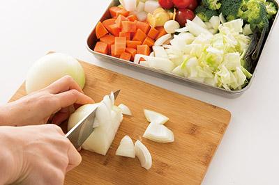 画像2: 作りおき「野菜スープ」の作り方