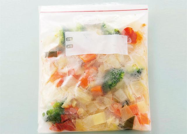 画像6: 作りおき「野菜スープ」の作り方