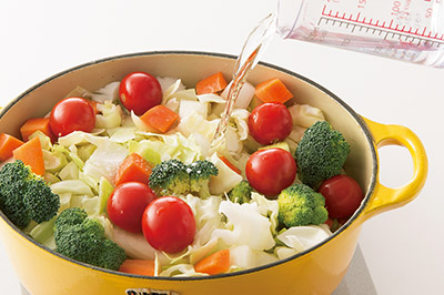 画像3: 作りおき「野菜スープ」の作り方