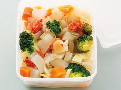 画像5: 作りおき「野菜スープ」の作り方