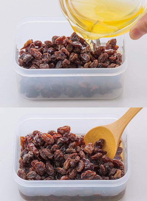 画像3: 干しブドウ酢の作り方