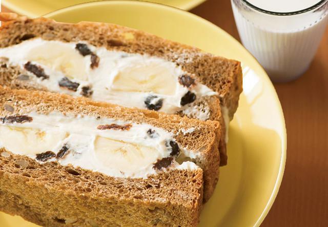 画像: ヘルシーなのに満足感たっぷり!朝食やおやつに最適