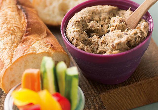 画像: パンや野菜スティックにはもちろん、白米にも合う