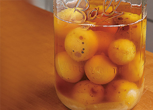 画像3: 酢漬け梅の作り方