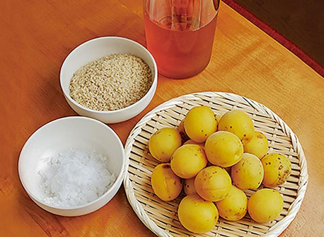 画像2: 酢漬け梅の作り方