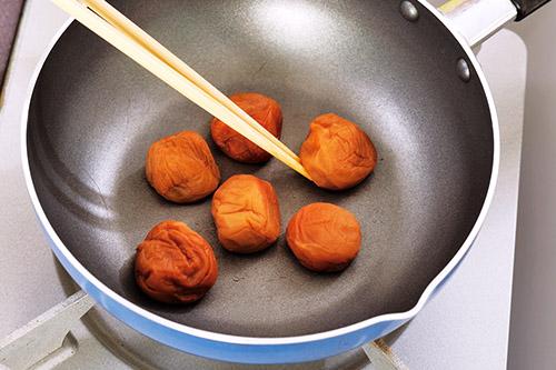 画像2: 焼き梅干しの作り方
