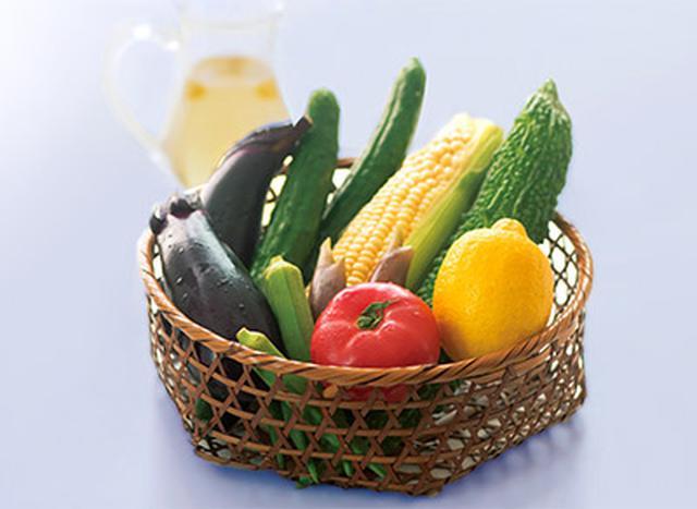 画像: 夏野菜自体に体を冷ます作用があり、酸味と合わせることで、体調を整える効果がよりアップ。酸味だけでとるよりも、食べやすくなるのもメリット。
