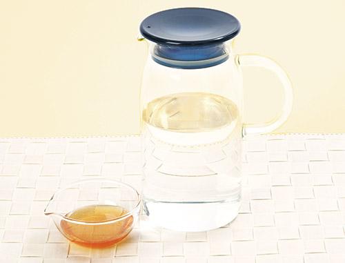 画像1: 編集部おすすめの ハチミツ水の作り方