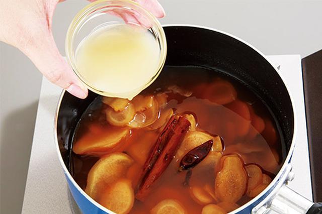 画像3: シナモンジンジャー水の作り方