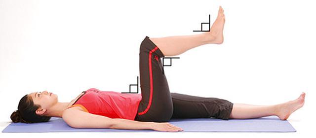 画像1: 足の数字書きのやり方