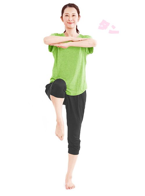画像5: 【3拍子ウォークとは】やり方のコツは3歩目を少し出すだけ やせる、姿勢がよくなる、室内でできると話題