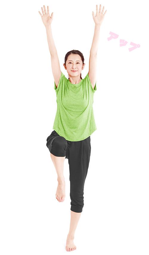 画像3: 【3拍子ウォークとは】やり方のコツは3歩目を少し出すだけ やせる、姿勢がよくなる、室内でできると話題