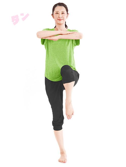 画像7: 【3拍子ウォークとは】やり方のコツは3歩目を少し出すだけ やせる、姿勢がよくなる、室内でできると話題