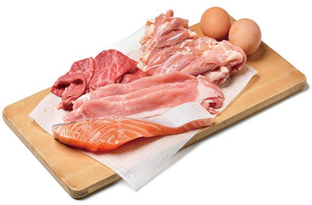 画像: 筋力を強化する食材