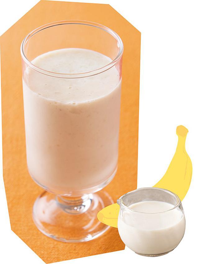 画像5: 【究極のバナナジュース】人気専門店のコツを紹介 バナナの下ごしらえから牛乳の量、おすすめのトッピングまで