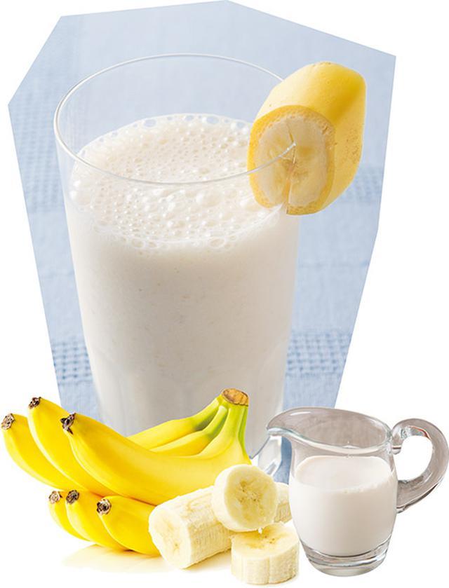 画像1: 【究極のバナナジュース】人気専門店のコツを紹介 バナナの下ごしらえから牛乳の量、おすすめのトッピングまで