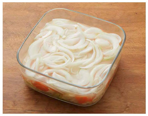 画像: 翌日から食べられます。漬ける期間によって味が変化するのも楽しい www.amazon.co.jp