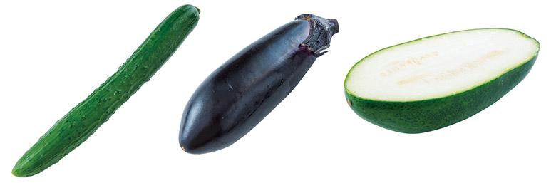 画像3: 旬の夏野菜には、熱中症に効く栄養素がいっぱい!