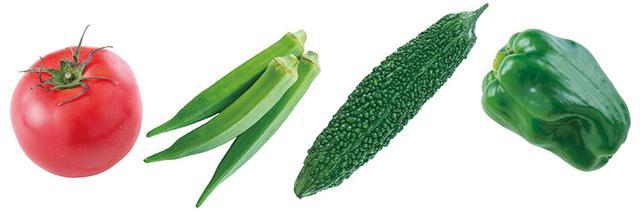 画像2: 旬の夏野菜には、熱中症に効く栄養素がいっぱい!