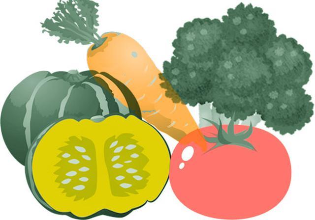 画像: 【食事のポイント④】 緑黄色野菜でビタミン・ミネラルを補充する