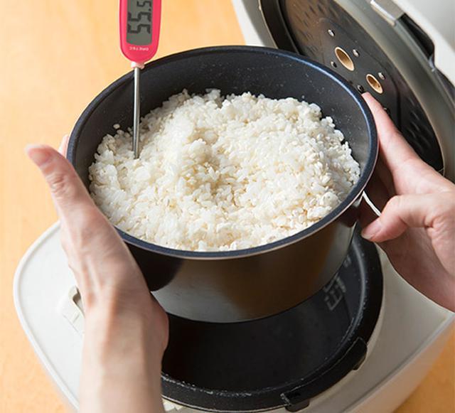 画像5: 「蒸気湯煎法」で作る甘くておいしい甘酒