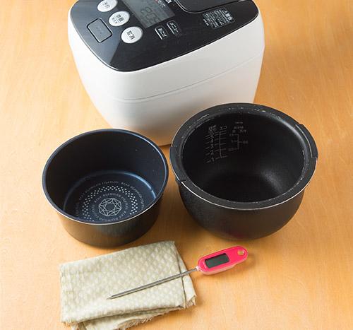 画像1: 「蒸気湯煎法」で作る甘くておいしい甘酒