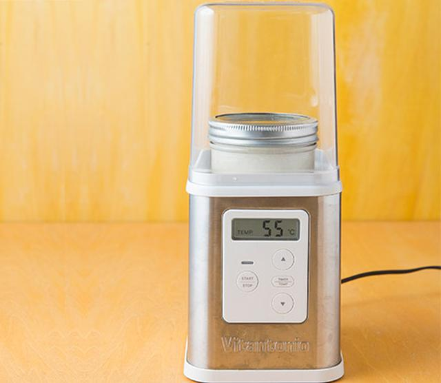 画像8: 「蒸気湯煎法」で作る甘くておいしい甘酒
