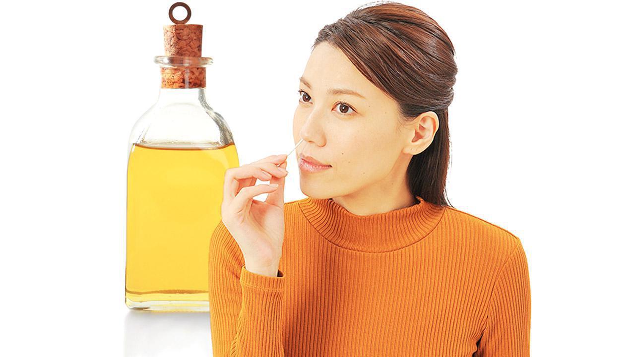 画像: 【副鼻腔炎の改善に】オイル点鼻は綿棒を使うから簡単!アレルギー性鼻炎、後鼻漏に 鼻の乾燥もしっとり潤す - かぽれ