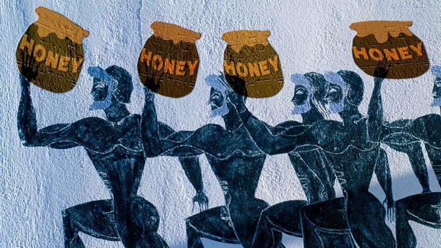 画像: 【ハチミツの効果】糖の燃焼を促進するしくみで病気を防ぐ 古代ギリシア時代からの万能薬 - かぽれ