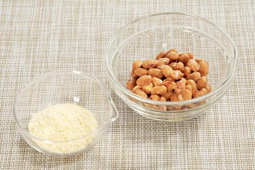 画像1: 基本的なチーズ納豆の作り方