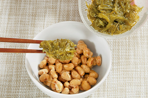画像2: メカブ納豆の作り方