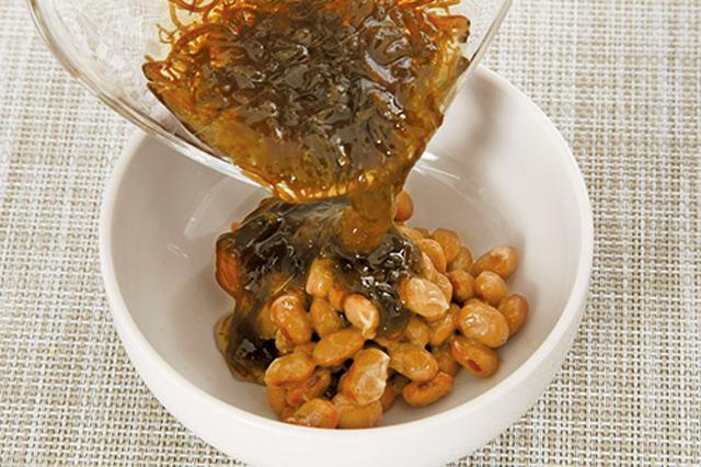 画像2: モズク酢納豆の作り方