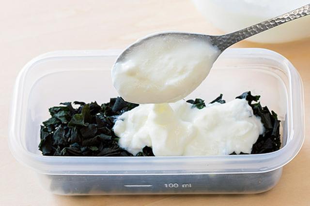画像3: 「乾物ヨーグルト」基本の作り方